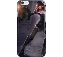 Lol Miss Fortune Leage of Legends iPhone Case/Skin