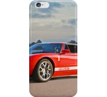 Ford GT 'Seaside' iPhone Case/Skin