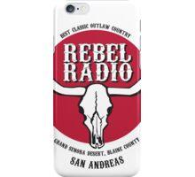 Rebel Radio! iPhone Case/Skin