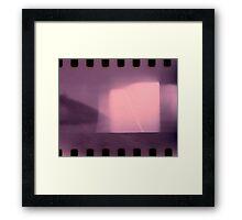 Bolt Framed Print