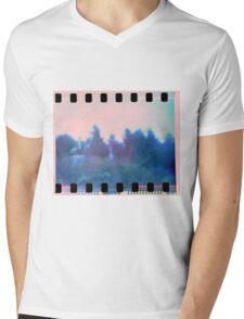 Grand Light Mens V-Neck T-Shirt
