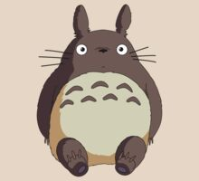 My Neighbour Totoro - Totoro by RaptorCore7