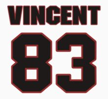 NFL Player Vincent Jackson eightythree 83 by imsport