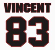 NFL Player Vincent Jackson eightythree 83 by imsport