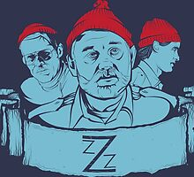 Team Zissou by Boy5ive