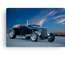 1932 Ford 'HiBoy' Roadster Canvas Print