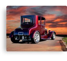 1926 Ford 'Tall T' Coupe Canvas Print