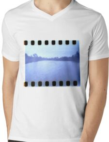 Blind Sucker Mens V-Neck T-Shirt