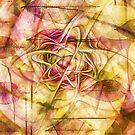 Abstract Leaves by Deborah  Benoit