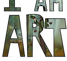 I AM ART - Hiccup by aelita15