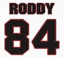 NFL Player Roddy White eightyfour 84 by imsport