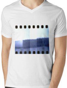 Grand Island Lighhouse Mens V-Neck T-Shirt