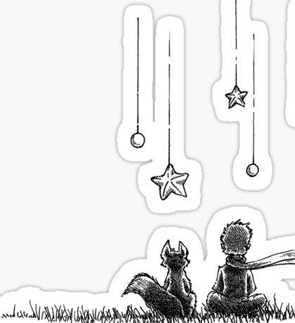 Le Petit Prince Sticker