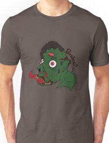 Brains?? Unisex T-Shirt