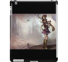 LOL League of Legends Caitlyn iPad Case/Skin