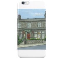 Horsforth Leeds Museum on the Green iPhone Case/Skin