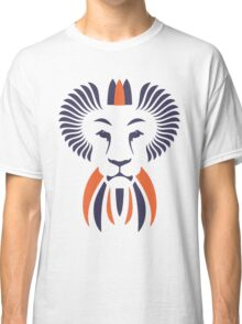 Lion Haze - Two Color King Classic T-Shirt