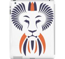 Lion Haze - Two Color King iPad Case/Skin