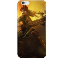 League of Legends Caitlyn Lol iPhone Case/Skin