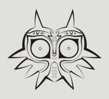 Majora's Mask Lines by cluper