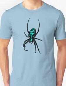Spider - Cyan T-Shirt