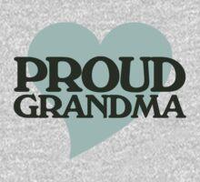 Proud grandma by Boogiemonst