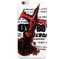 See you space cowboy... iPhone Case/Skin