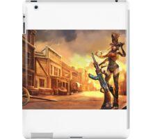 Caitlyn Sheriff Lol League of Legends iPad Case/Skin