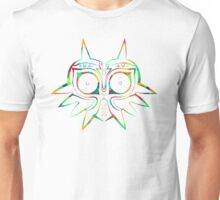 Majora's Mask Lines Color Unisex T-Shirt