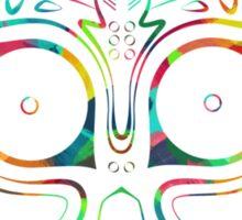 Majora's Mask Lines Color Sticker