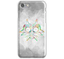 Majora's Mask Lines Color iPhone Case/Skin
