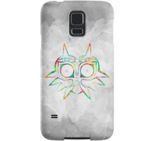 Majora's Mask Lines Color Samsung Galaxy Case/Skin