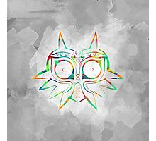 Majora's Mask Lines Color Photographic Print