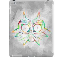 Majora's Mask Lines Color iPad Case/Skin