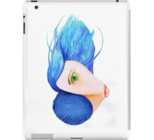 Punk At Heart in Pencil 2014 iPad Case/Skin