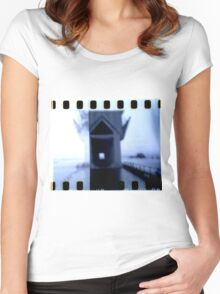 Ore Dock Women's Fitted Scoop T-Shirt