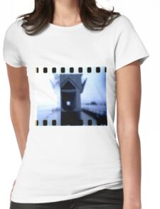 Ore Dock Womens Fitted T-Shirt