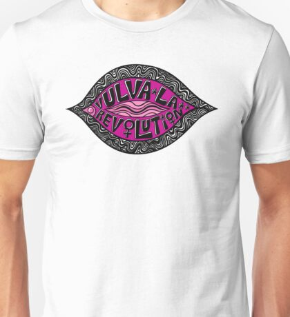 Vulva La Revolution Unisex T-Shirt