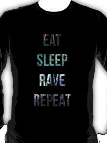 Rave, Repeat T-Shirt