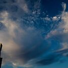 Above us only sky (and Eureka Tower) by Travis Easton