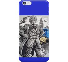 The Third Doctor iPhone Case/Skin