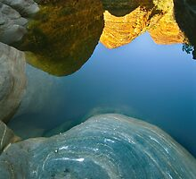 Rockhole, Purnululu National Park by Kevin McGennan