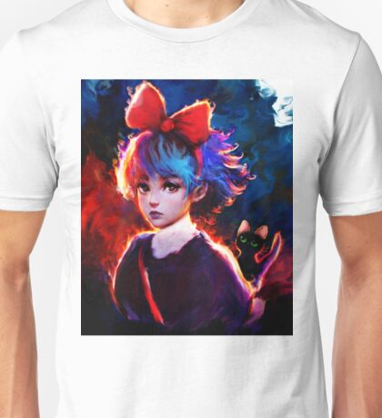kikis delivery service Unisex T-Shirt