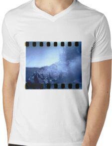 Lake Superior Mens V-Neck T-Shirt