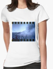 Lake Superior Womens Fitted T-Shirt
