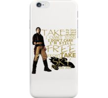 Take My Love iPhone Case/Skin