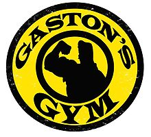 Gaston's Gym by AllMadDesigns