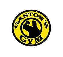 Gaston's Gym Photographic Print