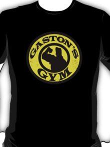 Gaston's Gym T-Shirt