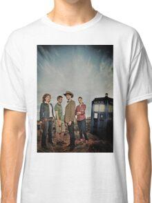 Doctor Who Cast - Season 6 Classic T-Shirt